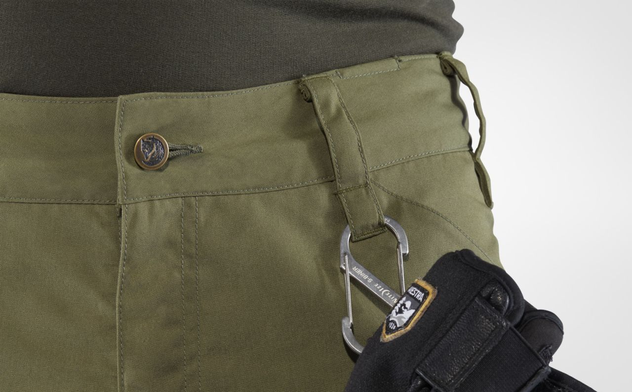 Fjallraven Vidda Pro Ventilated Trousers M Reg 耐磨長褲 男 暗沙棕/石頭灰 81160R-625-662